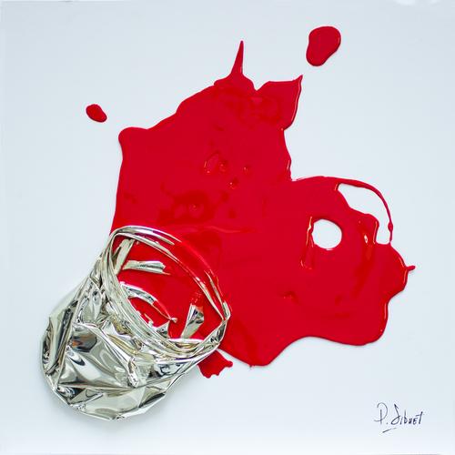 Splat Chromé 006 - Rouge