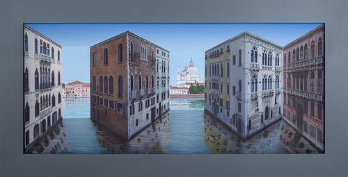 Contemplating Venice, 2020
