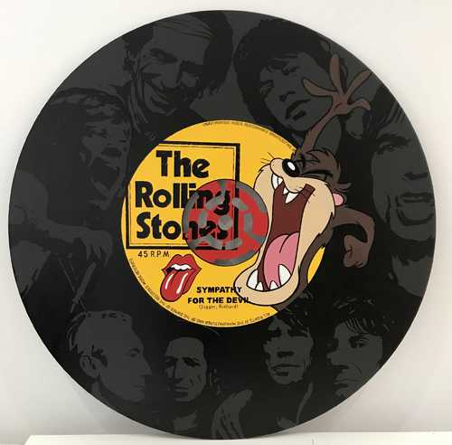 Vinyl - Rolling Stones series - Sympathy for the Devil