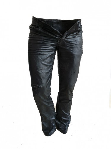 Wild Jeans - Black Mat