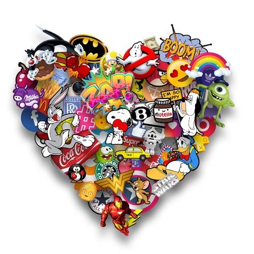 Pop Heart - Version 1