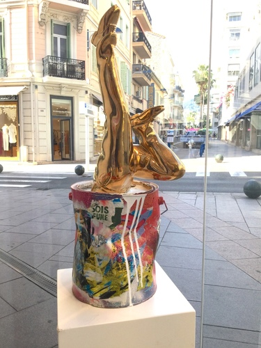 Art of the Bucket - Bronze