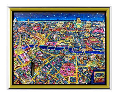 Paris 1 - BOX LUMINEUSE