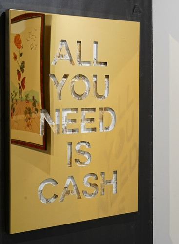All You Need is Cash - Gold