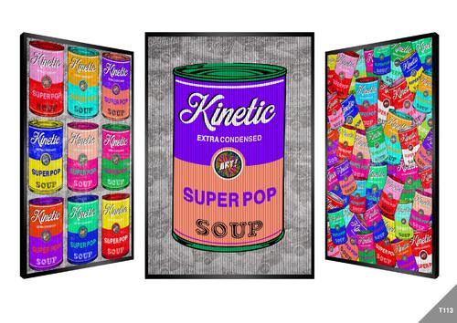Une soupe de pop épicée