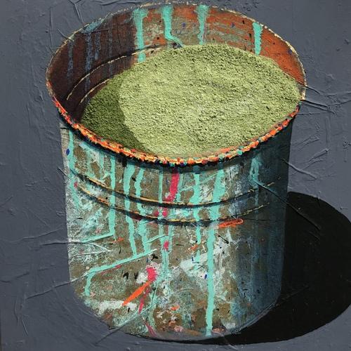 Pot - Vert