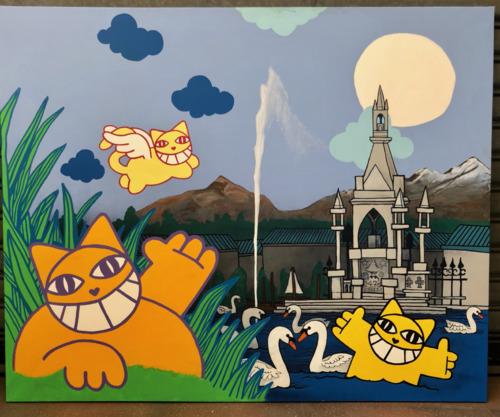 Le Lac des Chats, 2020