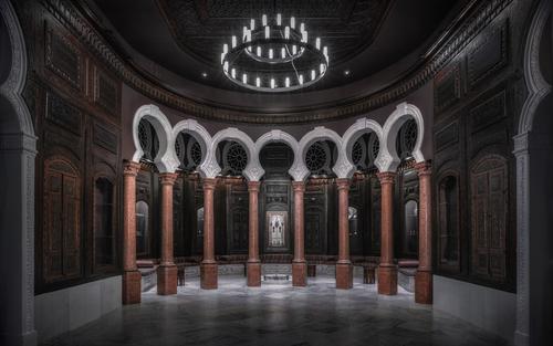 Saalon Arab Museum Sursock
