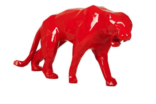 Wild Panther - Red