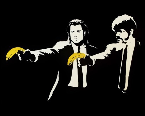 Pulp Fiction, 2004 (unsigned)