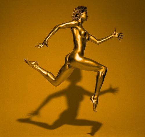 Amunet - Gold, 2020