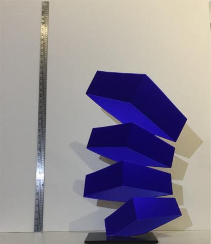 Slow Nimbus M502 - Azul Iridescente, 2017