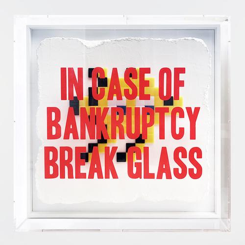 In Case of Bankruptcy - Invader