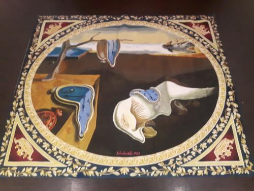 Persistance de la mémoire, 1975