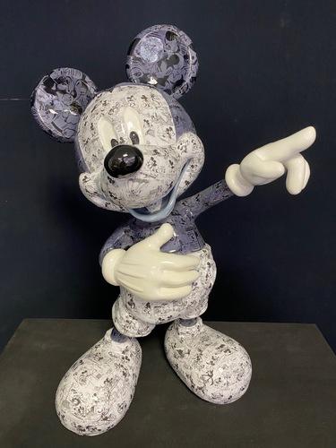 MICKEY - Floyd gottfredson (67 cm)