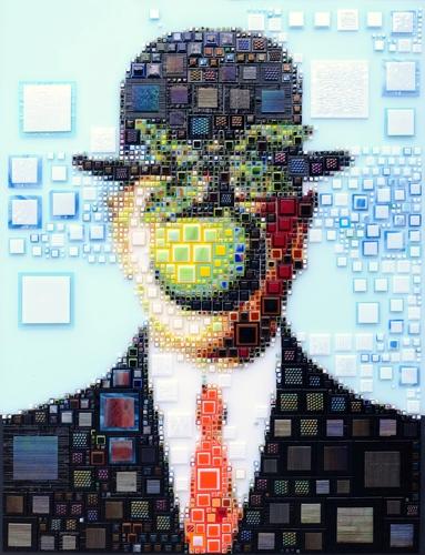 Ceci n'est pas un Magritte, 2020