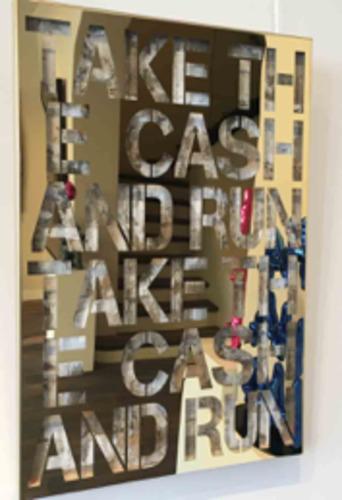 Take the cash & Run (version carré)