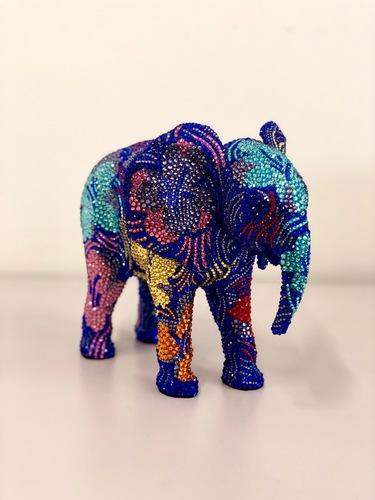 "Elephant ""Blue Sea"" feat. Warhol, 2019 - Small"