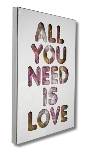 SERIE COLORS - All you need is love, 2021
