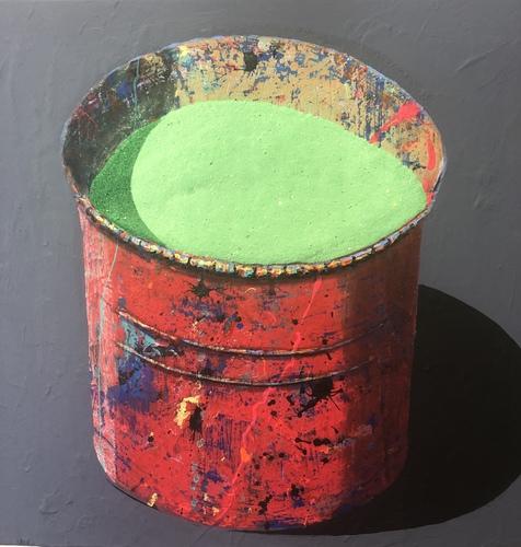 Pot - vert pistache