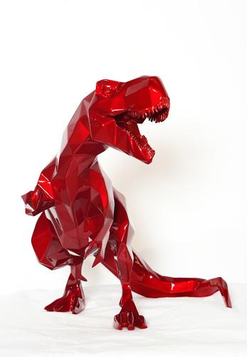 T-REX - Rouge Flamme (60 cm)