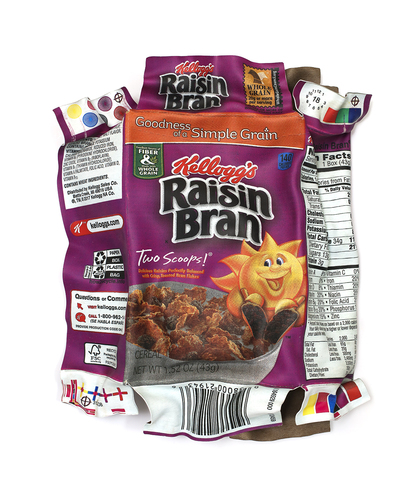 Raisin Bran Fun Size Small #3