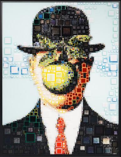 Ceci n'est pas un Magritte, 2021